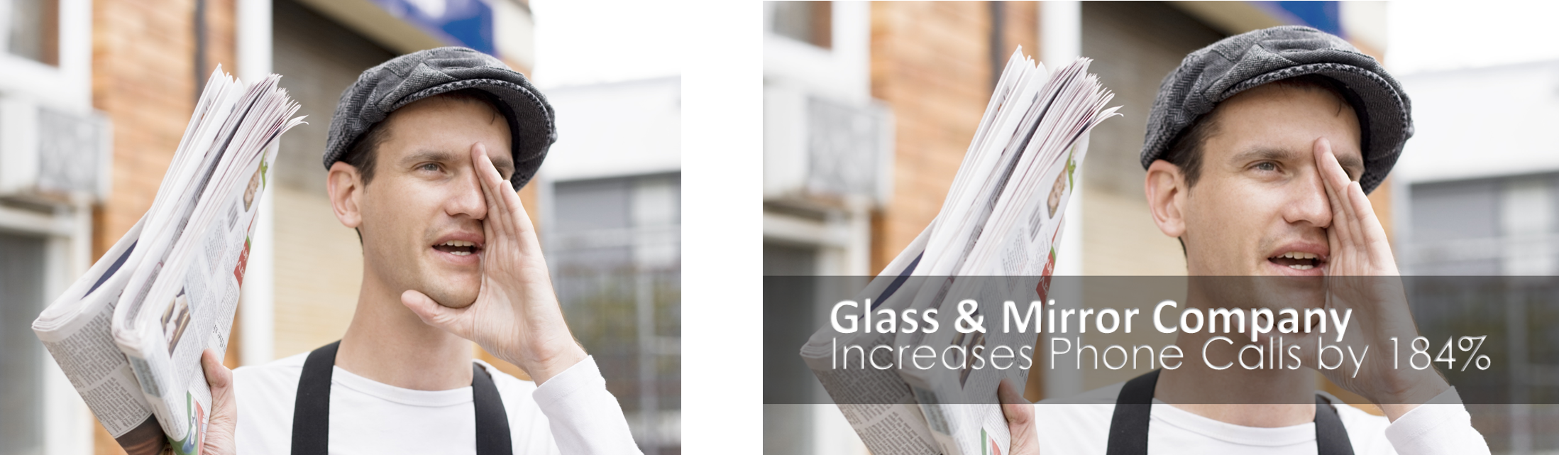 What Impact did a Website Redesign have on this Glass & Mirror Company?