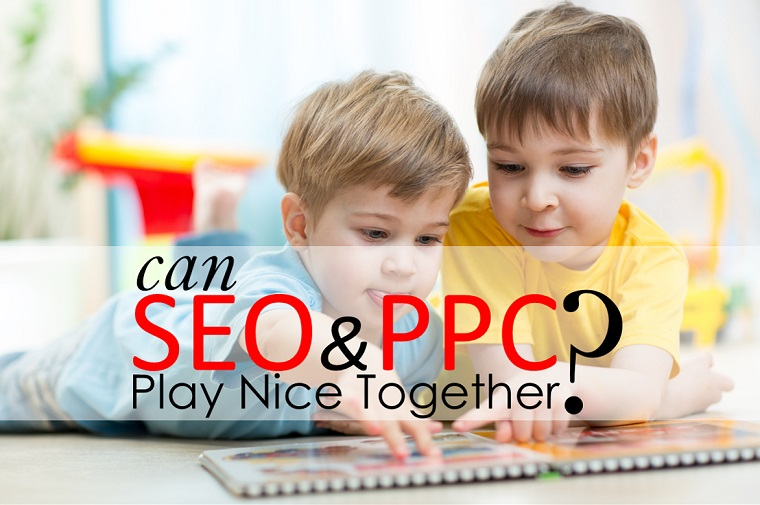can seo & ppc play nice together?