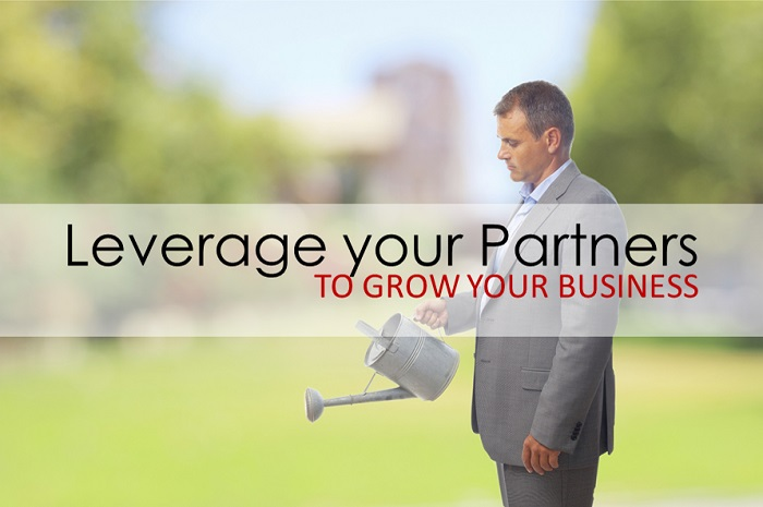 Leverage your partners
