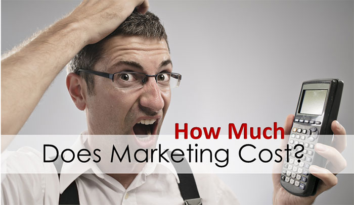 how much does marketing cost?