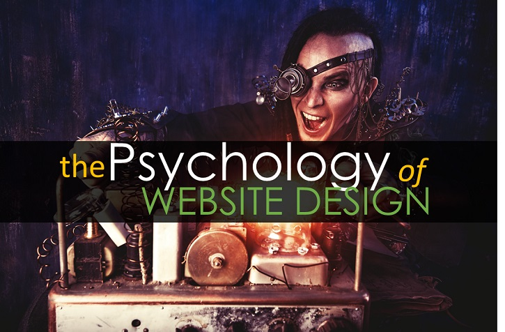 the psychology of website design